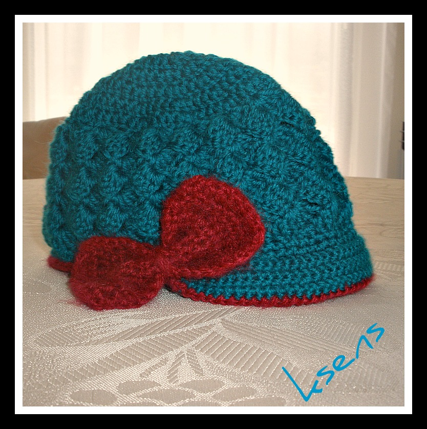 Crochet Pattern Mens Hat With Brim : Come, see, chrochet: Brimmed Hat - free crochet pattern