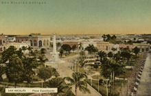 Plaza Constitución