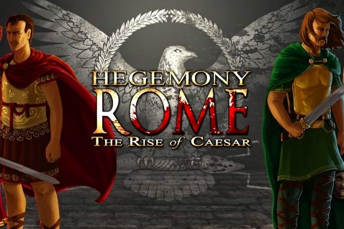 helemony Rome The Rise Of Caeser Game
