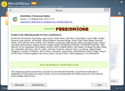WinUtilities PRO v11.4 Keygen is Here Du4X28R