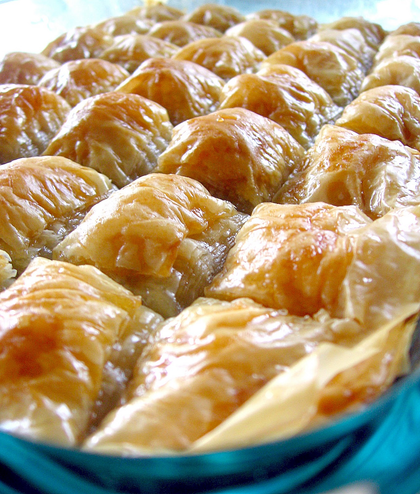 My Turkish Kitchen: CEVİZLİ BAKLAVA