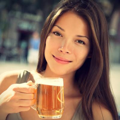 beer hair treatment