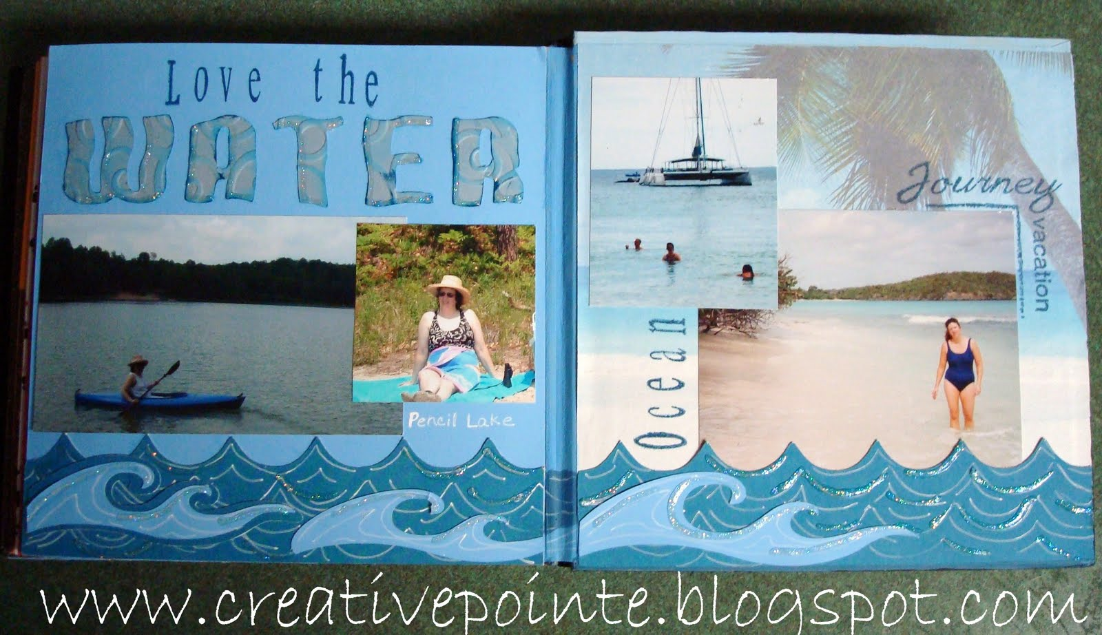 How to scrapbook yahoo - I M Not Sure If It S Because I M A Pisces Or Because My Maternal Family Was In The Marine Business Or Because I Was Born In Bay City But I Ve Always Been