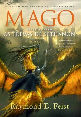 Mago: As Trevas de Sethanon - Raymond E. Feist