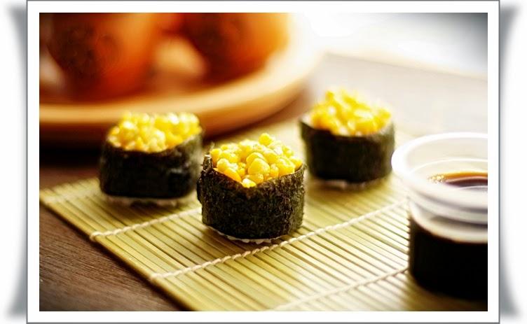 Bisnis Sushi | Informasi Kolesterol Pada Sushi