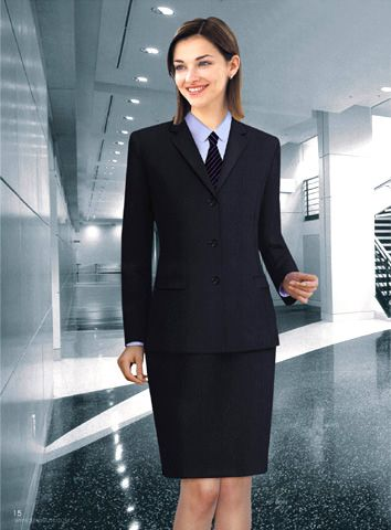 Fotos de vestidos para mujeres ejecutivas