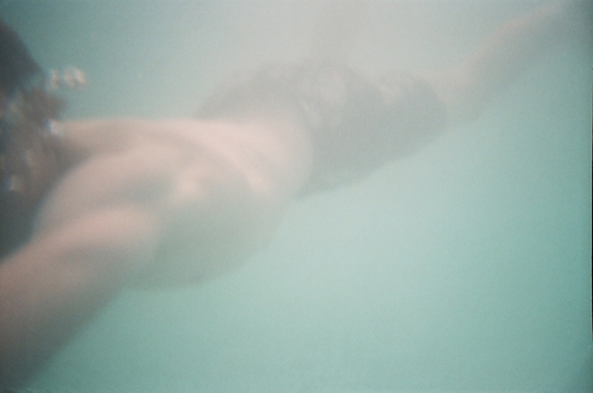 Reusable Underwater Lomography Camera Demo
