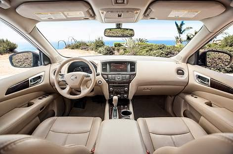 2015 nissan pathfinder review price and specs car drive and feature. Black Bedroom Furniture Sets. Home Design Ideas