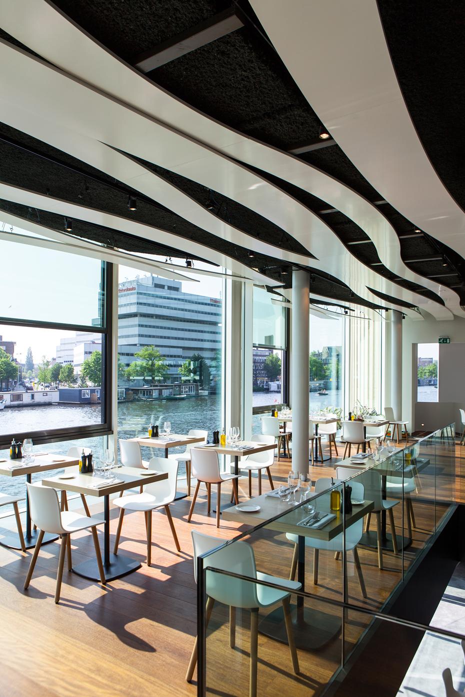 Frederiks Interieurs: Riva Amsterdam