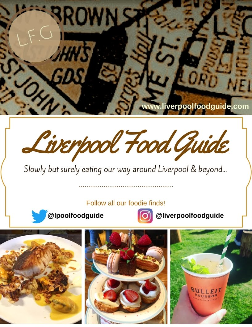 Liverpool Food Guide