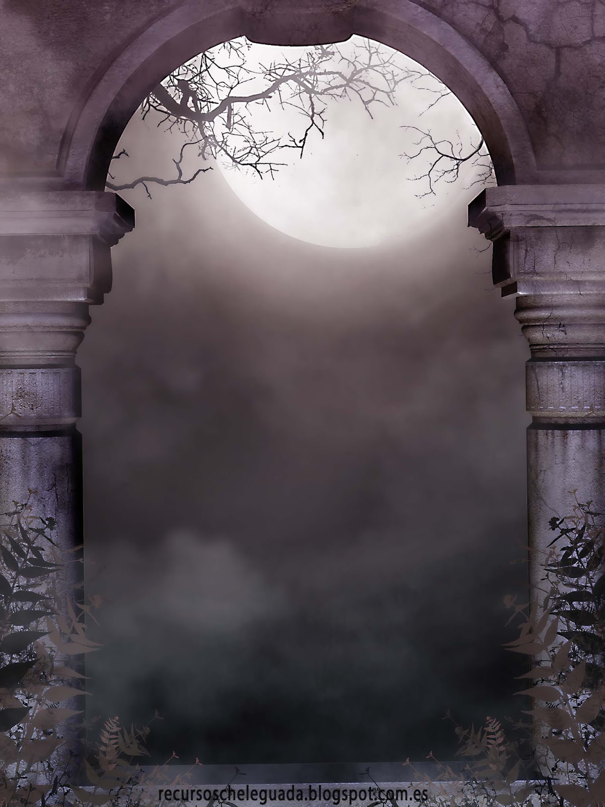 Fotomontajes para fotos goticos 54