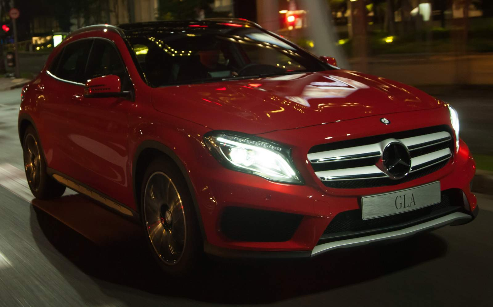 Mercedes-Benz GLA 2015