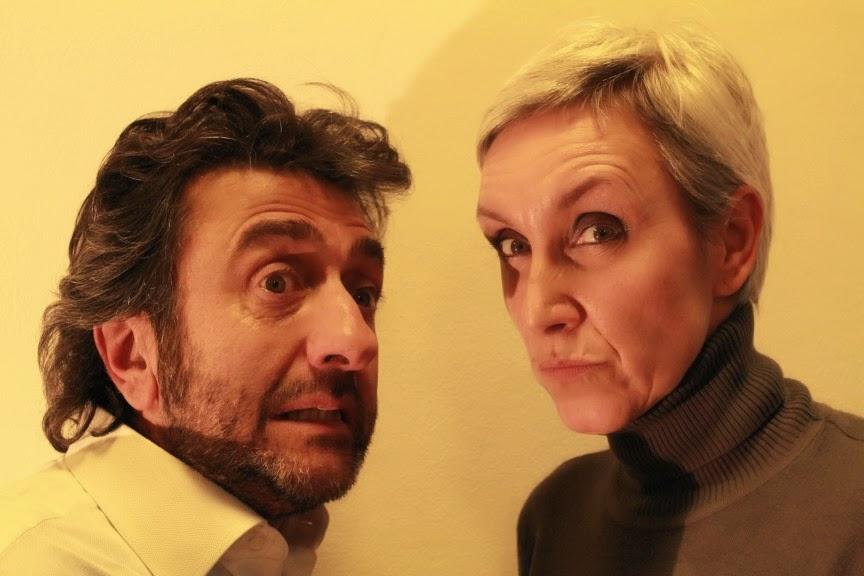 spettacoli teatrali a Milano: Mia moglie parla strano al Teatro Libero da lunedì 27 gennaio