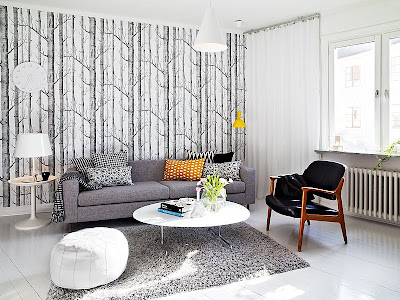 Minimalis Modern Swedish Family Home