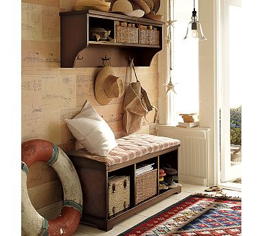 Estilo rustico mobiliario de hall de entrada rustica ii - Entradas rusticas ...