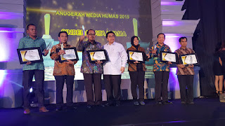 Puspen TNI Raih Tiga Juara Anugerah Media Humas 2015