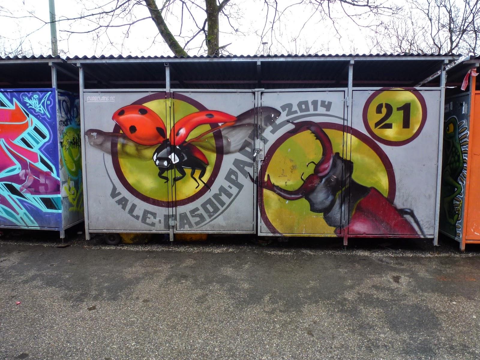 Graffit, Kunstpark Ost