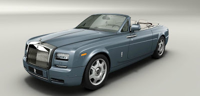 Greyson Chance The 2013 Rolls Royce Phantom Luxury Convertible Coupe