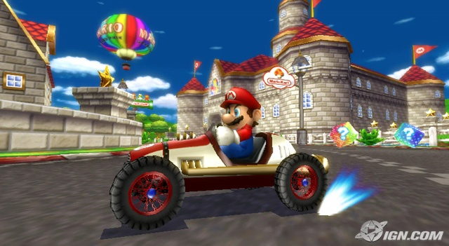 mario kart wii iso download