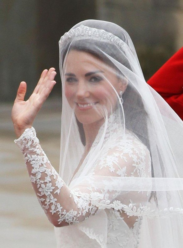 Princess Kate Middleton Wedding