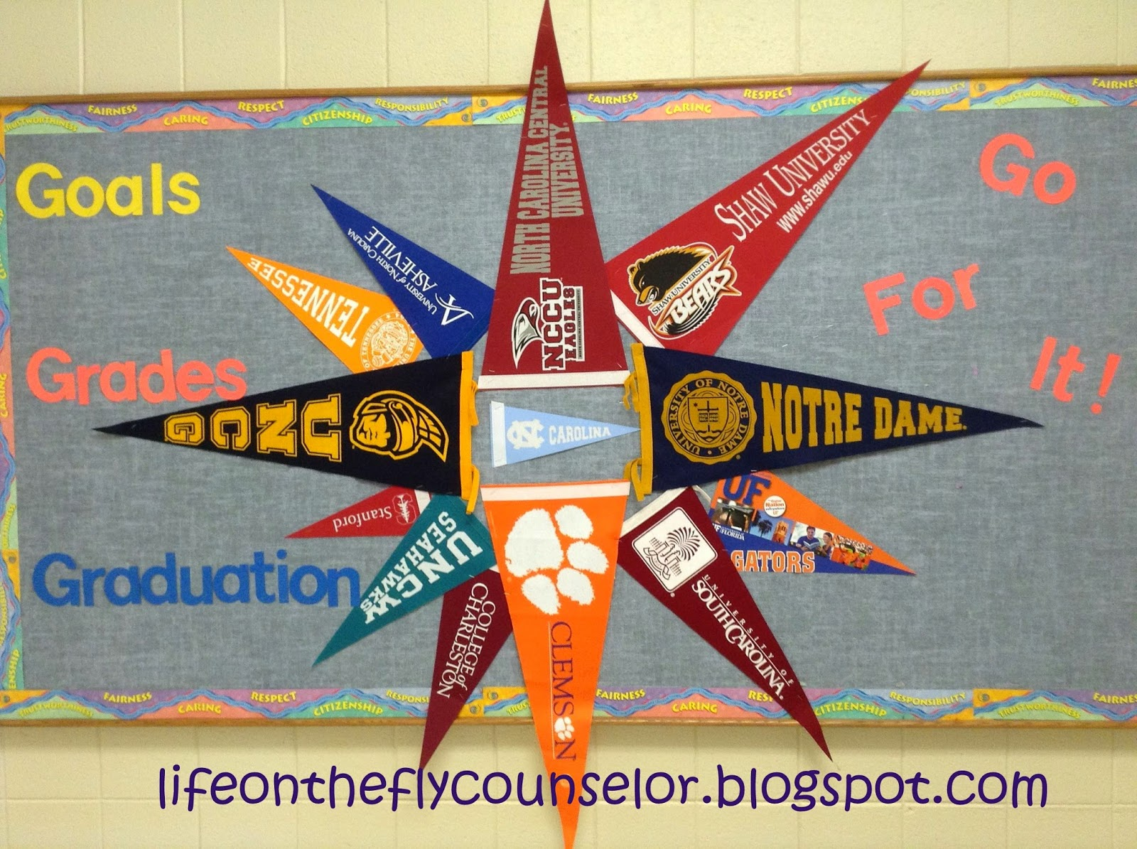 Life on the Fly.... A School Counselor Blog