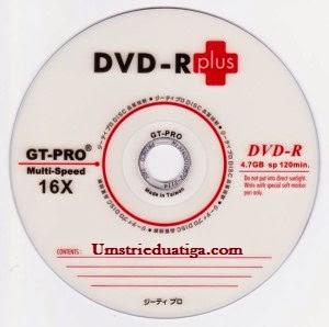 Kaset-DVD-R