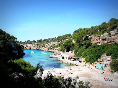 пляжи, Майорка, Испания, Балеарские острова