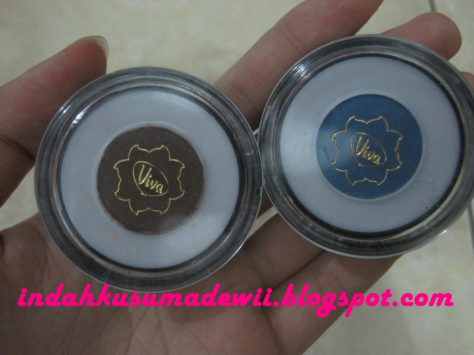 Indah Kusuma Dewi Viva Eye Shadow Cream