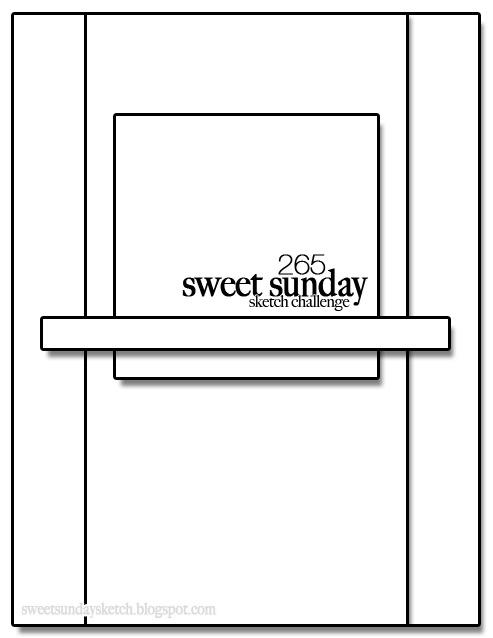 Sweet Sunday Mornings Sweet Sunday Sketch Challenge