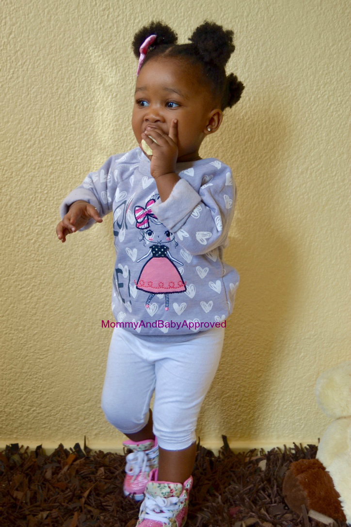 What My toddler wears / How I dress my toddler