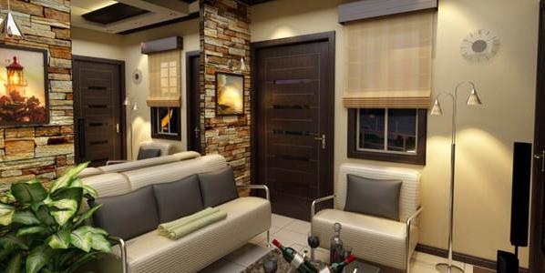 panduan sederhana dan mudah dekorasi ruang tamu pilihan
