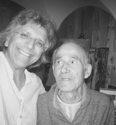 Raffaele Ariante con il Maestro Orlando Tisato