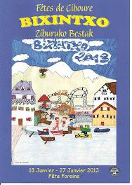 FIESTAS DE ZIBURU (Lapurdi) - BIXINTXO - ZIBURUKO BESTAK