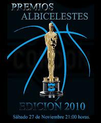 LOS PREMIOS ALBICELESTES
