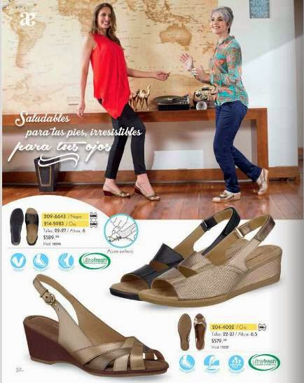 Zapatos para señora Andrea P-2015