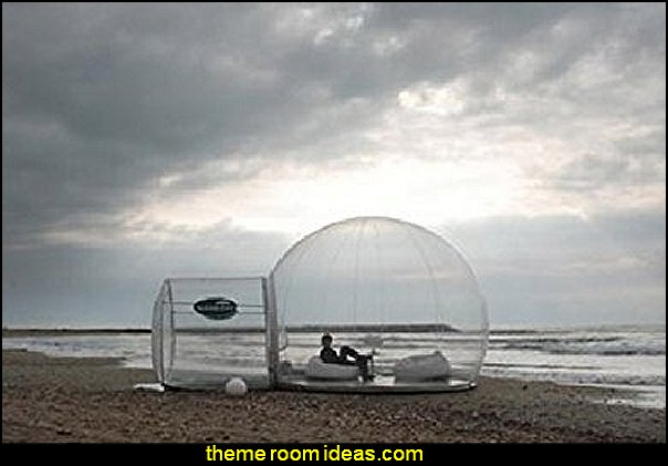 Inflatable Bubble Tent House Dome Outdoor Clear