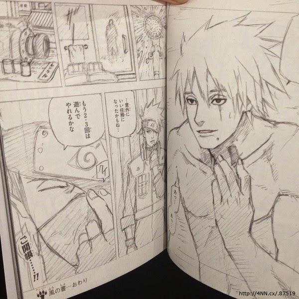 Wajah asli Kakashi Hatake akhirnya terungkap