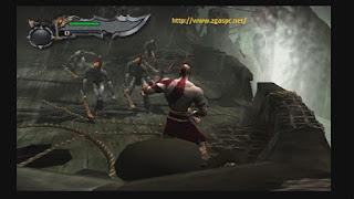 Download Games God Of War 1 for pc full version zgaspc