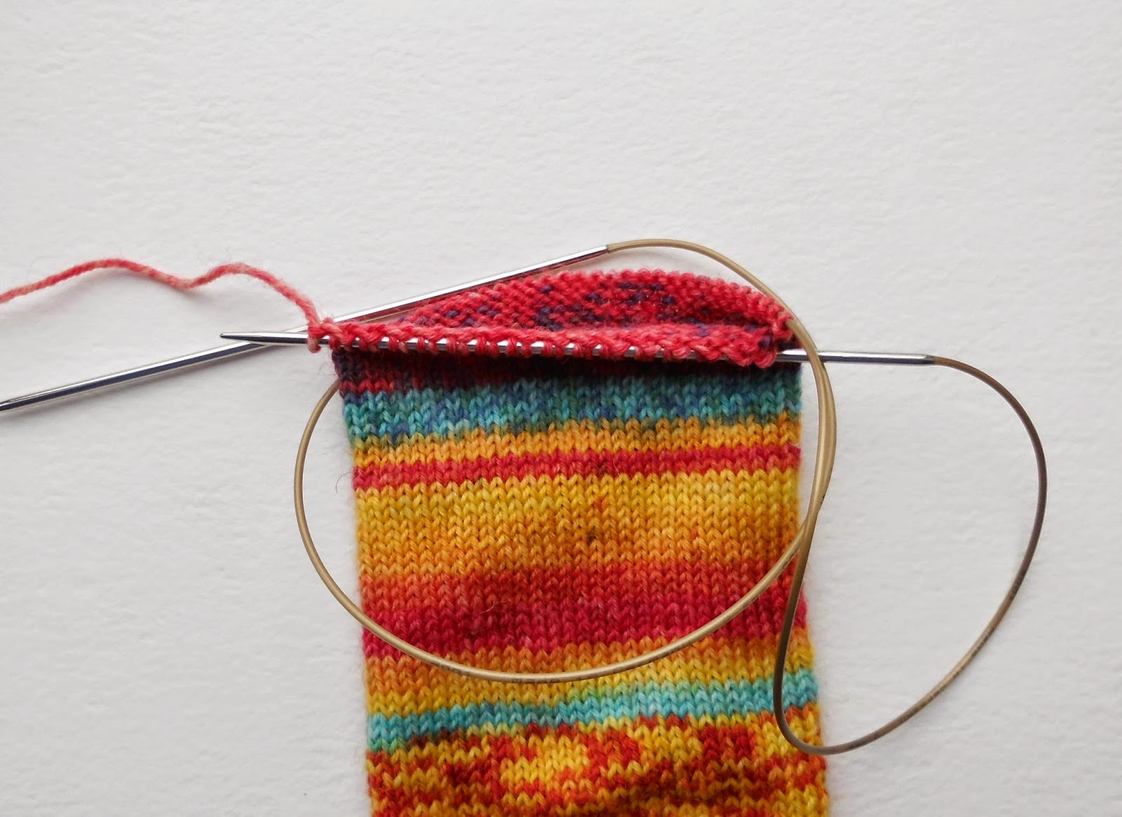 how to turn a heel