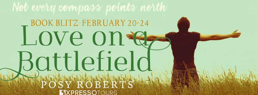Love on A Battlefeld Book Blitz