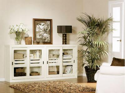 Muebles pr cticos por la decoradora experta vitrinas para for Vitrinas para comedor modernas