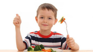 Solusi anak susah makan