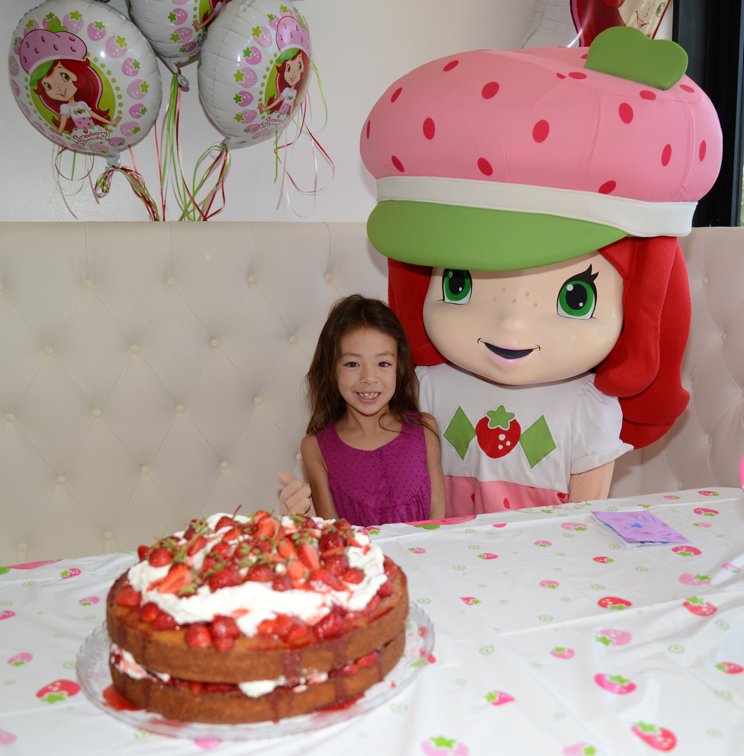 National Strawberry Shortcake Day With A Recipe And A Giveaway