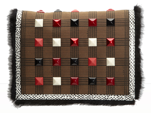 Fendi Studded Daisy Bag