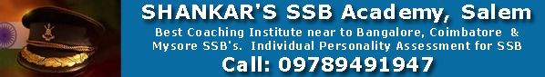 Shankars Academy Advertisement