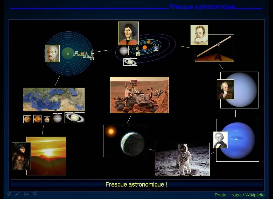 atelier astronomie - ecole jules heidet - belfort 2  s u00e9ance 2