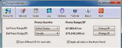 Download ProxyShell Hide IP Free 7.3.2