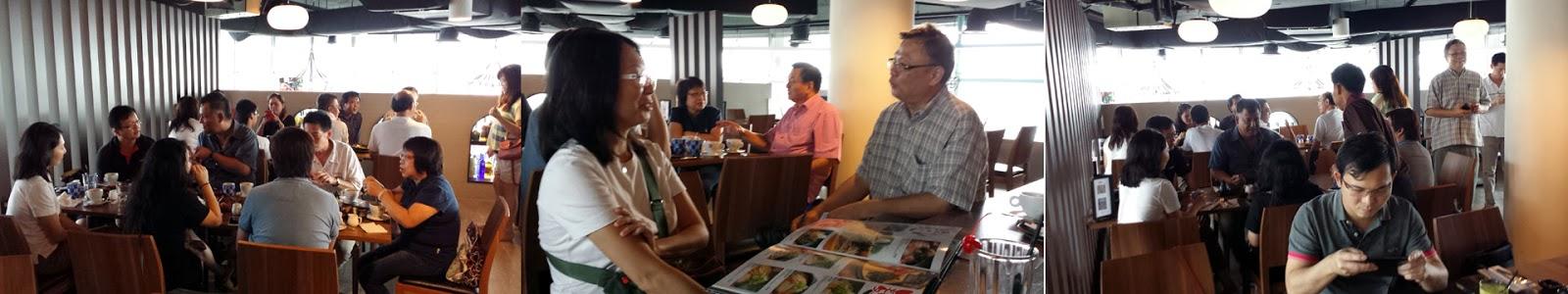 A Singaporean Talk Box: Food Tasting at Waraku Vivocity