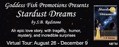 Interview with S. B. Redstone (Plus Giveaway) @JoLinsdell @Writers_Authors