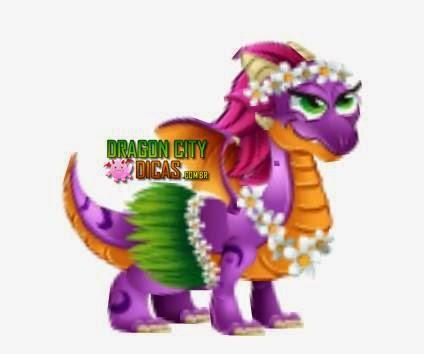 Dragão Havaiana